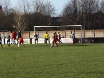 Wood corner brings a goalmouth kerfuffle and a the second goal to the Wood