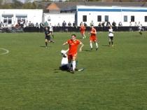 Glorious exuberant soccer in action here.. Bostin!
