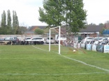 A breakthrough goal and the Wood's first goal, just on half time. Moral- keep the camera switched on!