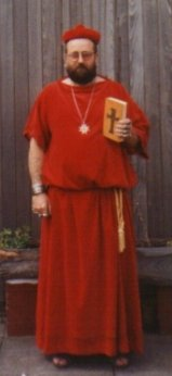 1993: David Capewell as Cardinal Wolsey