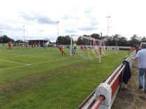 Atherstone score a sweet goal to bring the scores level at one each in the first half