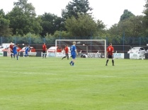 Second goal, to Redditch